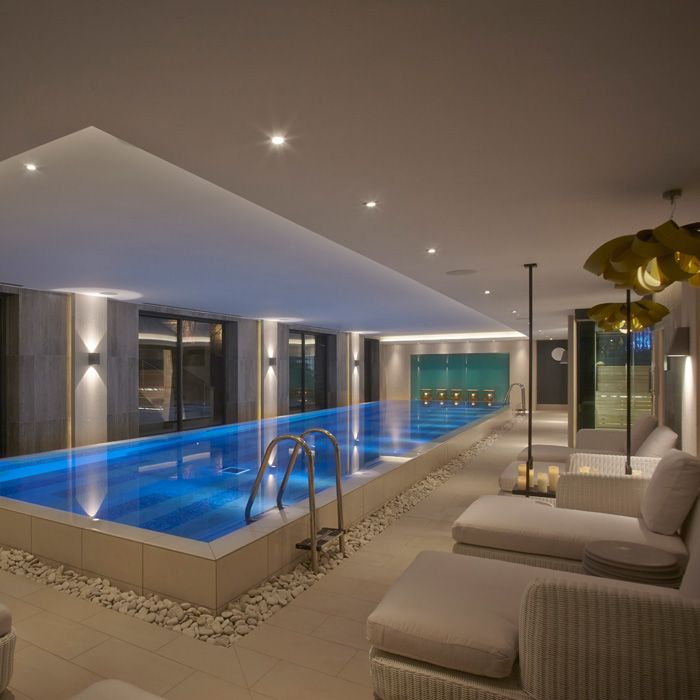 perfect indoor pool