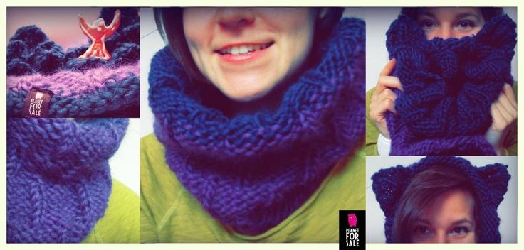Infinity scarf - MonkeyBear facebook.com/planetforsale