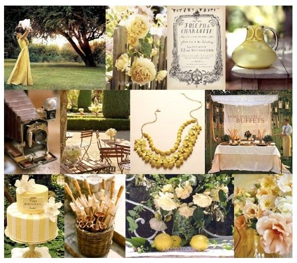 southern style buttery yellow