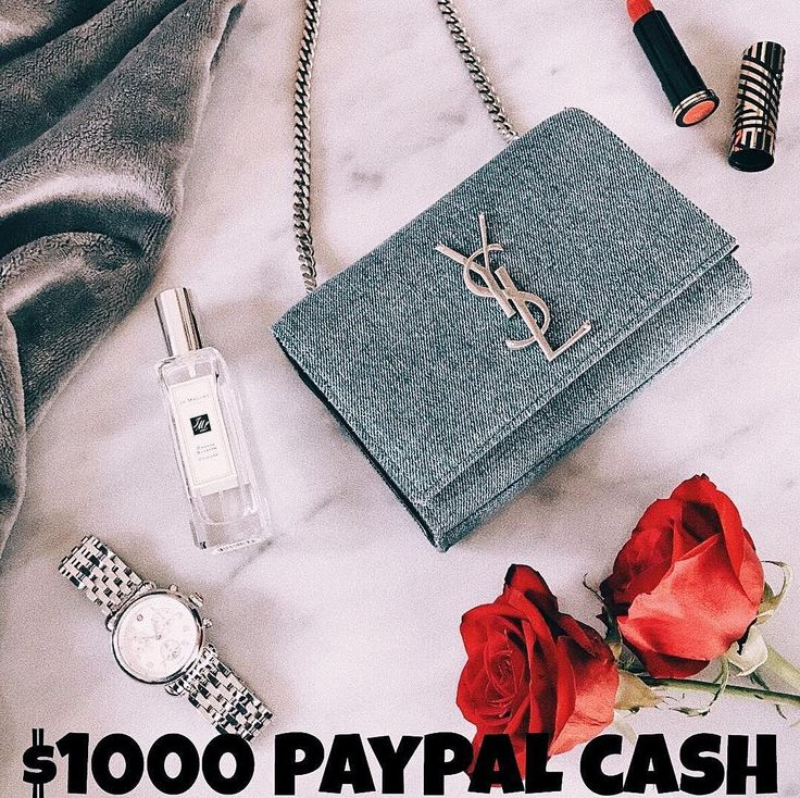 GIFT I've partnered with some of my favorite bloggers to give one lucky follower $1000 in PayPal cash moneyyyyyy!!!   To enter: 1FOLLOW ME  @shantelrousseau 2LIKE this picture  3Go to @neverwithoutnavy and repeat the steps. 4Follow these same steps on every account until you're back here.  5BONUS: Like my last 2 pictures and comment DONE below this image. Open internationally to public and private accounts. Ends 10/01 at 7pm EST. Winner must be following all accounts to win! This contest is…