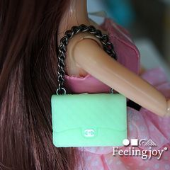6 баллов BJD куклы аксессуары для мини-модели стрелять реквизит большой мешок моды сумка сумка сумки