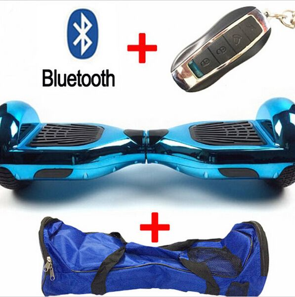 Tax free 6.5 Inch Hoverboard Bluetooth Smart Self Balancing Scooter 2 Wheel Balance Board Remote Skateboard standing hoverboard ** This is an AliExpress affiliate pin.  Details on product can be viewed on AliExpress website by clicking the VISIT button
