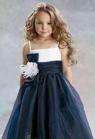 Resultado de imagen para vestidos elegantes para niñas