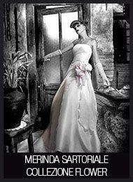 www.merindaspose.it Atelier Merinda Spose Vetralla Abiti da Sposa