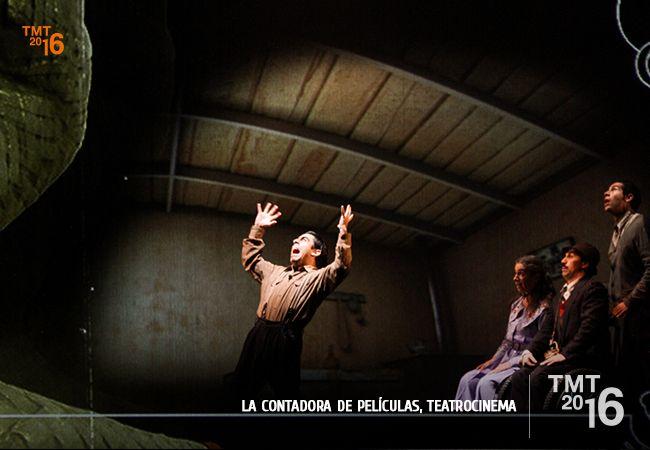 María Margarita fue elegida la mejor contadora de películas de un campamento minero