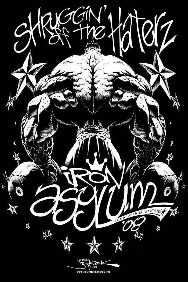 Iron Asylum makes good shirts | T-Shirt Designs