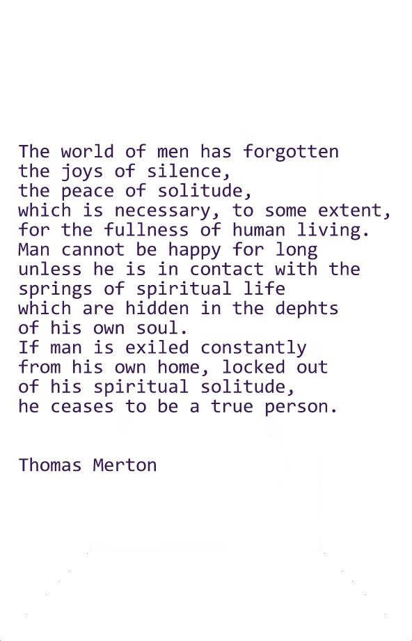 Thomas Merton                                                                                                                                                     More