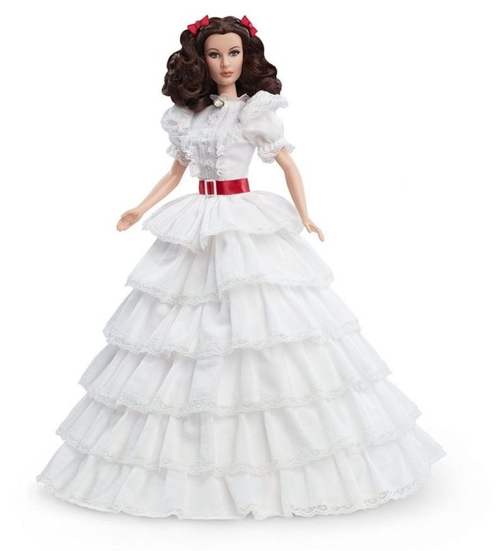 Barbie Collector Gone With The Wind Scarlett O'Hara Doll