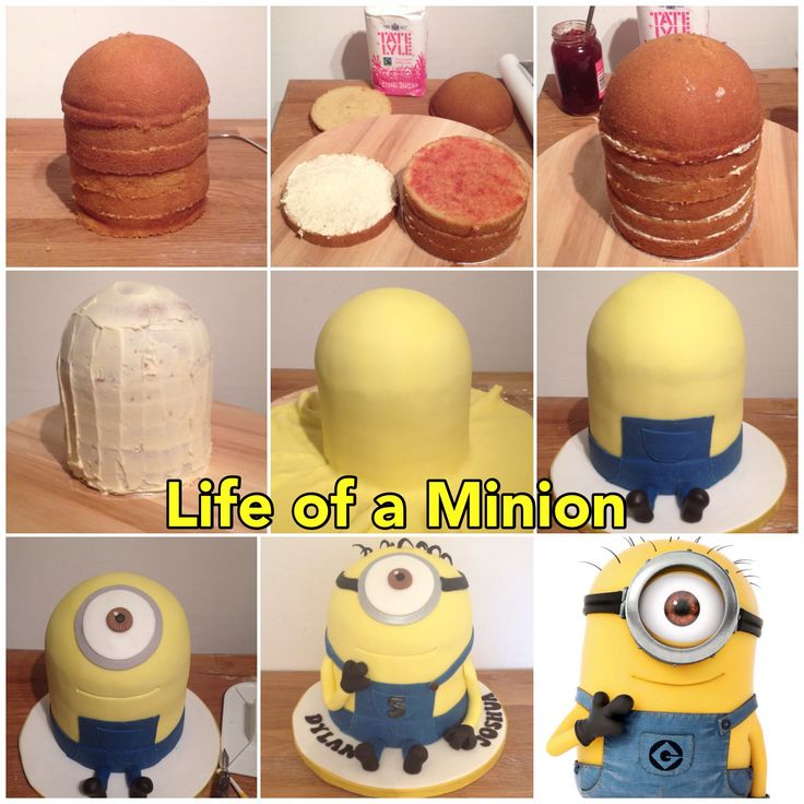 Minion Cake Decorations Uk : Best 25+ Minion cake decorations ideas on Pinterest ...