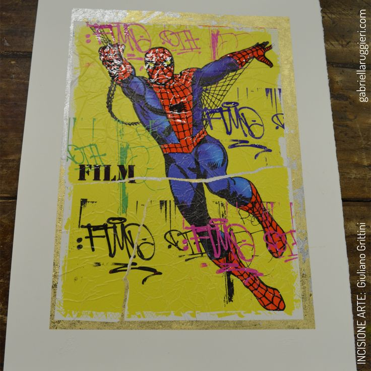 #Giuliano #Grittini #artist #artprinter #photographer #artexhibition #art #comics #photography #Spiderman #Gabriella #Ruggieri #1blog4u #blogger #blogging #designblogger #artblogger #design #MadeinItaly #decor #designblog #furniture #giftlist  #homedecor   #socialmediamanagement #SMM
