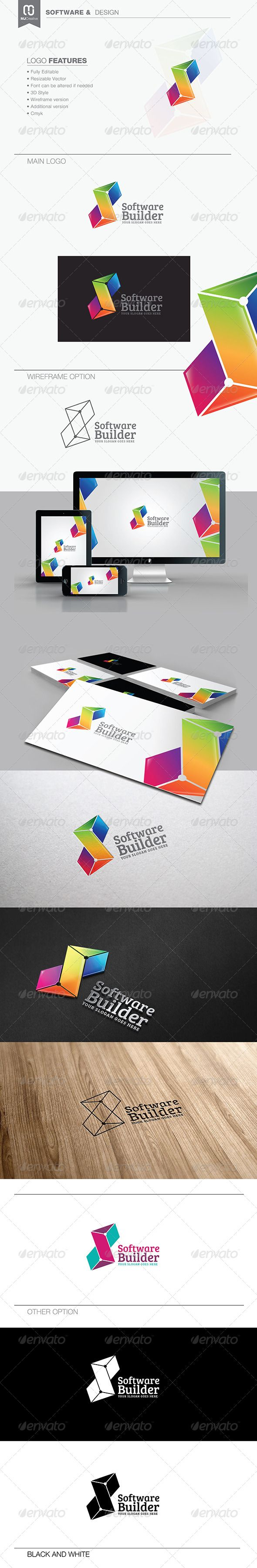 Letter+S+-+Software+&+Technology+Logo