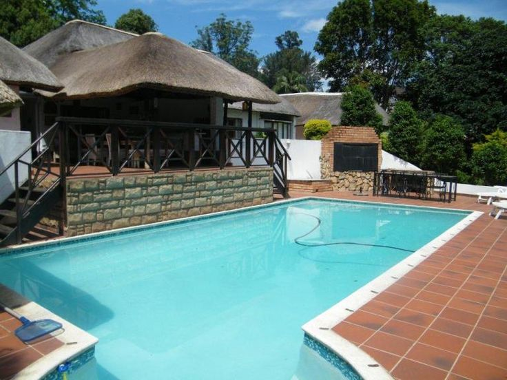 Croeso - A haven of peace and tranquility, yet only minutes from every necessary convenience. Enjoy warm hospitality on holiday or business as you are welcomed to this lovely thatched home.  Relax on the patio ... #weekendgetaways #durban #southafrica