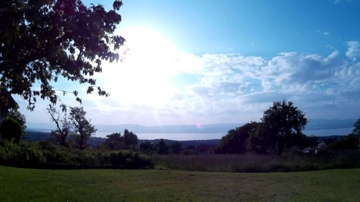 Timelapse au bord du lac Léman