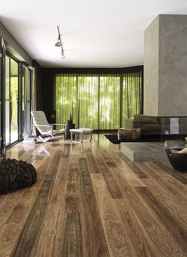 Love the colors, wood laminate flooring