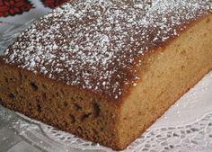 Traditional Ukrainian Honey Cake