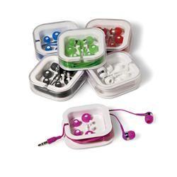 Pulsate Ear Buds GIFT-9456 #earbudspromoitem #promotionalitemsouthafrica #promogifts