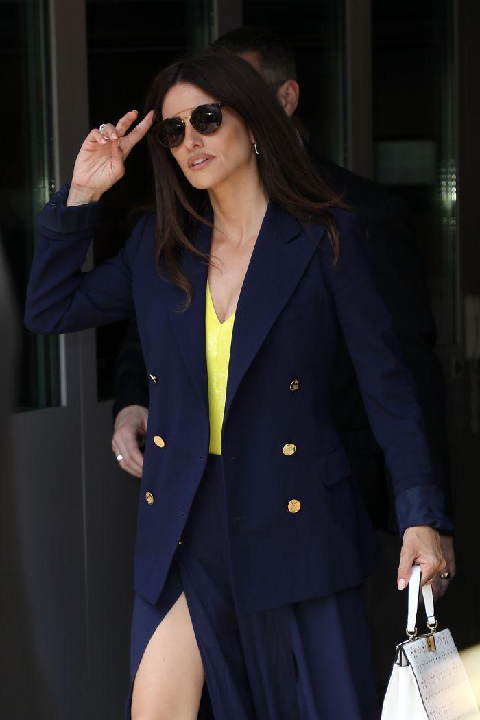 3793668c2 leotard outfit penelope cruz yellow bodysuit blazer. leotard outfit  penelope cruz yellow bodysuit blazer 15 Reasons Everyone Needs ...