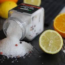 VIVERE IN SALUTE: scrub per il corpo al sale marino