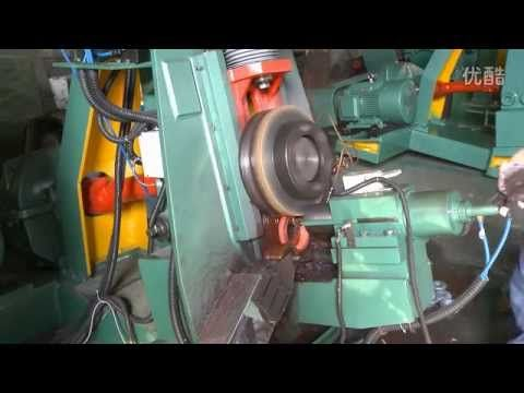 CNC Ring Rolling Machine Working Advantages - YouTube