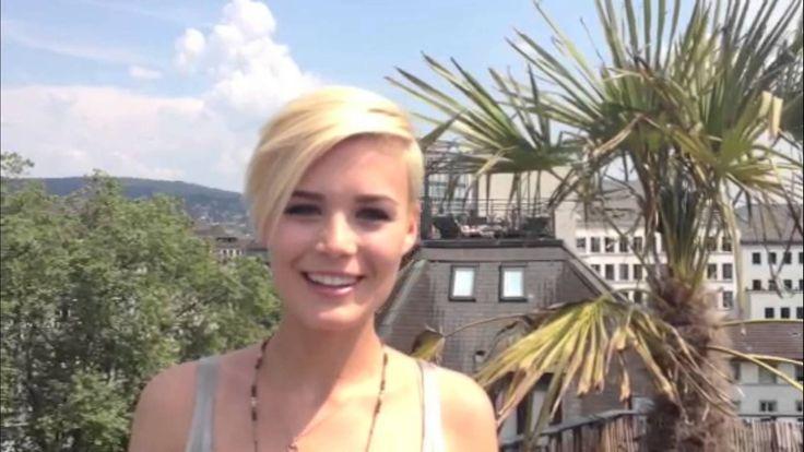 Miss Suisse 2013 Dominique Rinderknecht