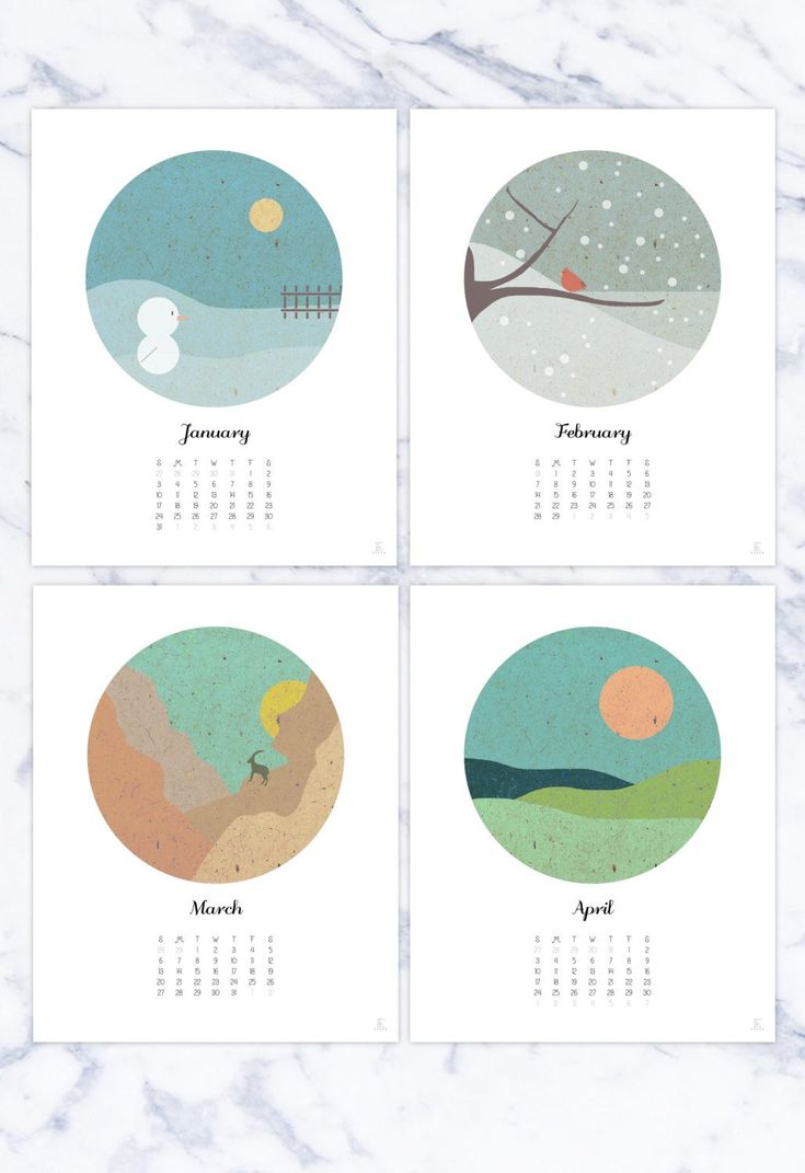 wall calendar 2021 12 months plus inspirational cover page on business office color schemes 2021 id=62040