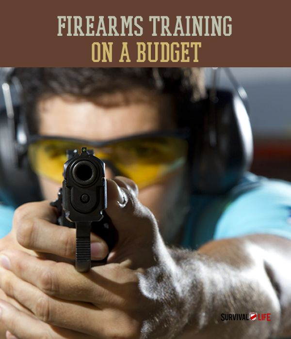 Develop your firearms skills without draining your bank account. Here's how: