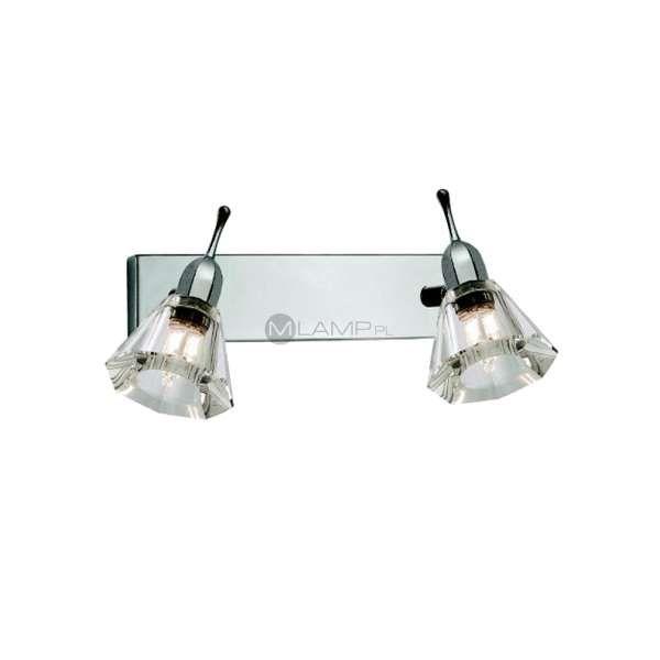 Kinkiet Lampa ścienna Odessa 2 Lp Mb0602 Light Prestige