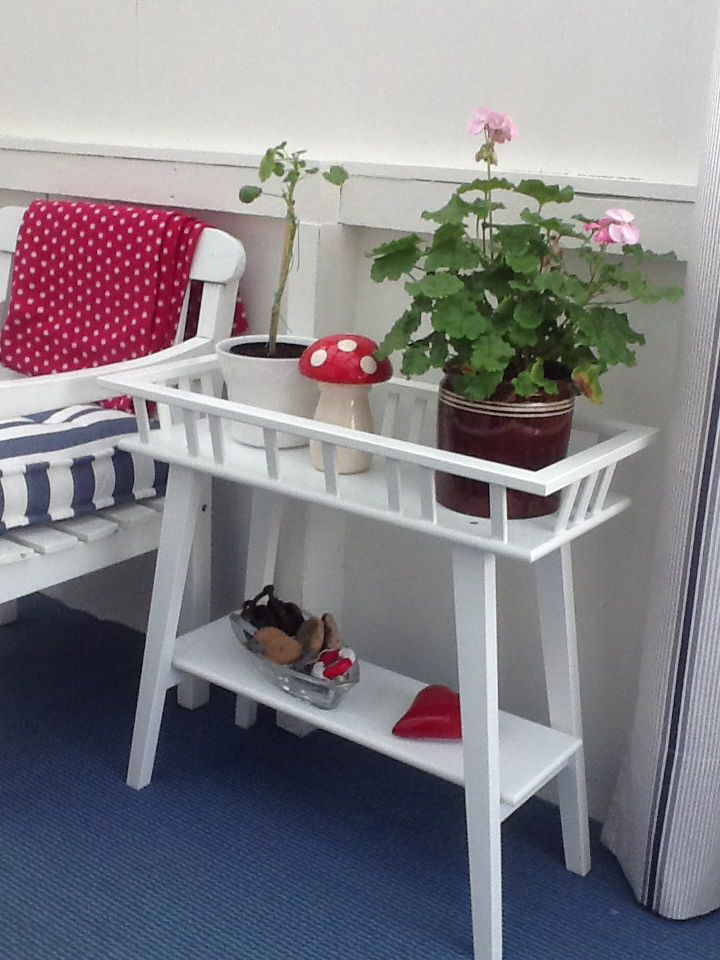 Blomsterbord IKEA Artesanato diy, Mdf, Moveis