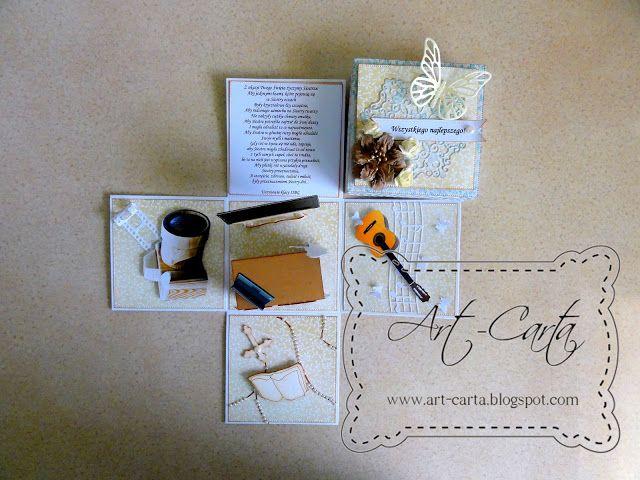 Art-Carta : Szkolny box