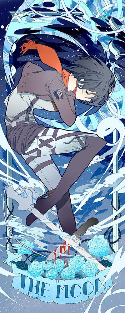 Mikasa, Shingeki no Kyojin / Attack on Titan