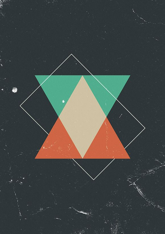 Marius Roosendaal – Abstract Geometric Graphics