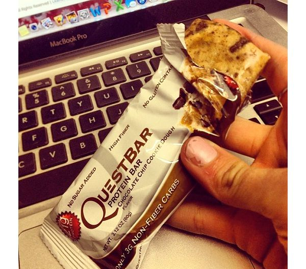 Eat Protein Bars-Vegan Weight Loss Tips