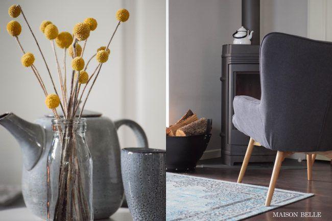 Blog Maison Belle Scandinavische meubels - het stoeltje bij de haard.