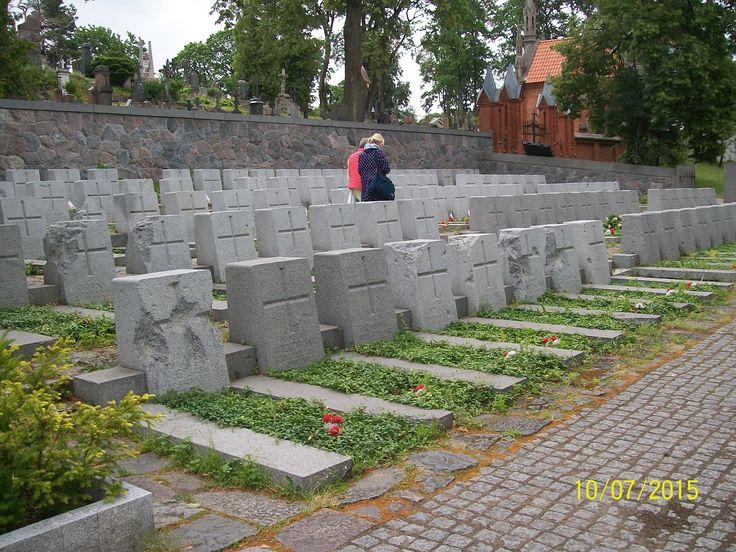 Polski cmentarz wojskowy w Wilnie