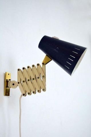 Harmonica wandlamp