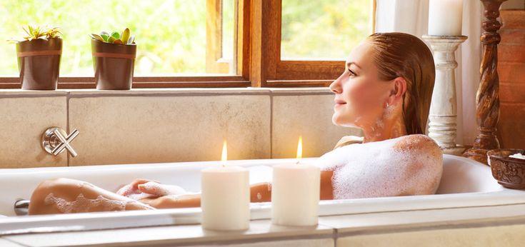 Why Everyone Should Try An Epsom Salt Bath