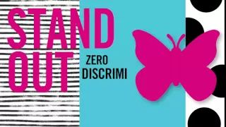 Stand Out for Zero Discrimination YouTube - YouTube