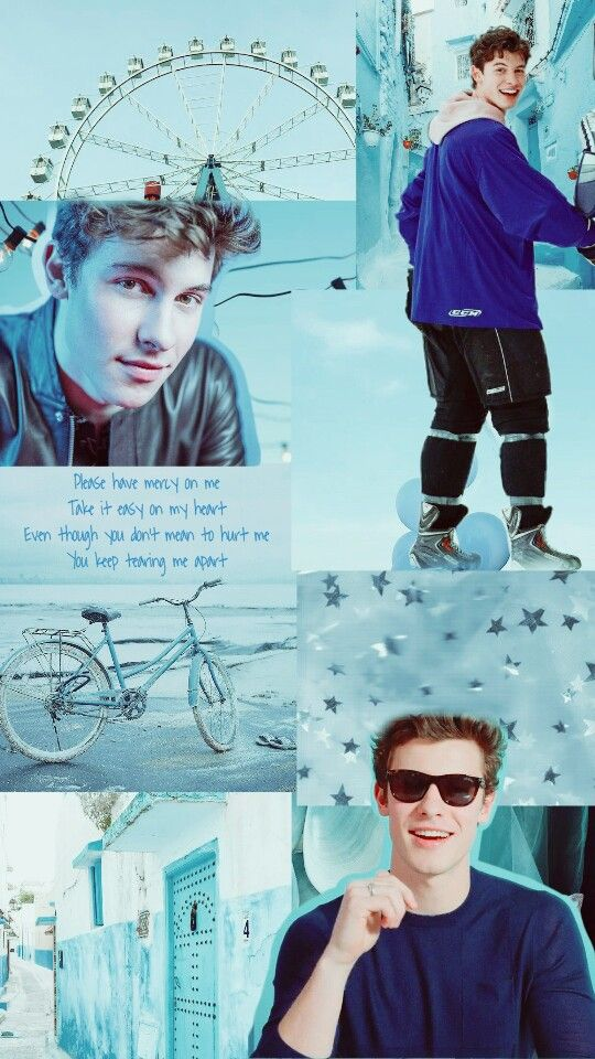 Wallpaper Blue Shawn Mendes Shawn Mendes Photoshoot Shawn Mendes Wallpaper Shawn
