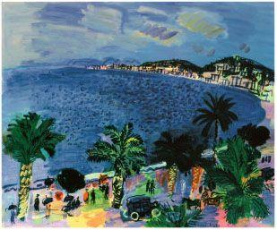 dufy beach scenes - Google Search