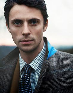 Matthew Goode.  They don't make men prettier than him.