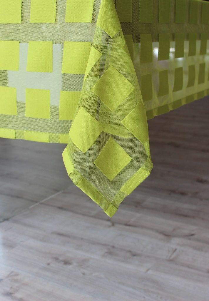 Fıstıkyeşili Masa Örtüsü   Masa Örtüsü   Moda Fabrik