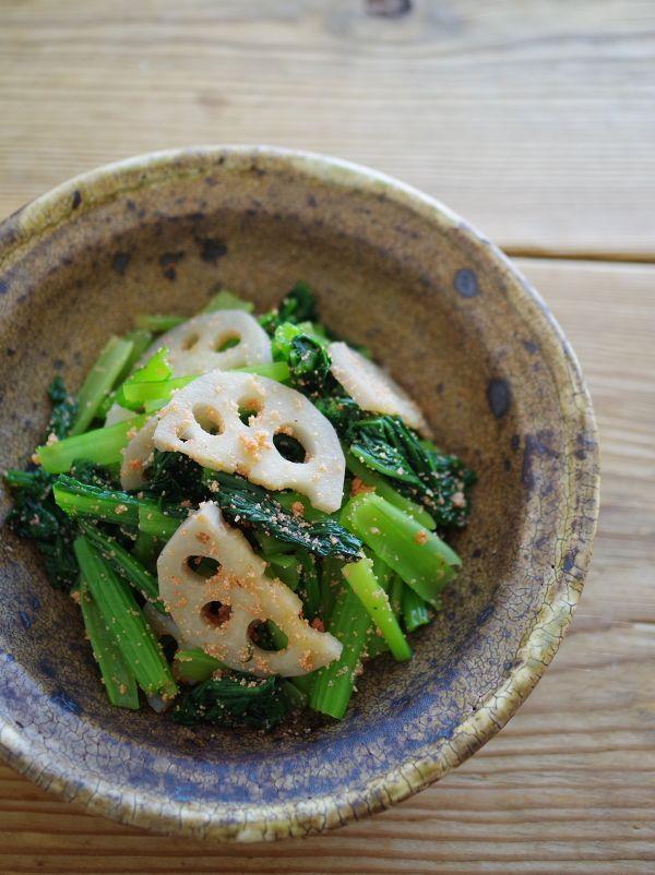 使い道たくさん!冬が旬の栄養満点「ほうれん草・小松菜」で青菜レシピ | キナリノ