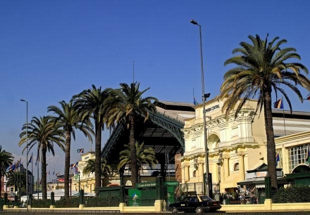 Estación Central - Chile