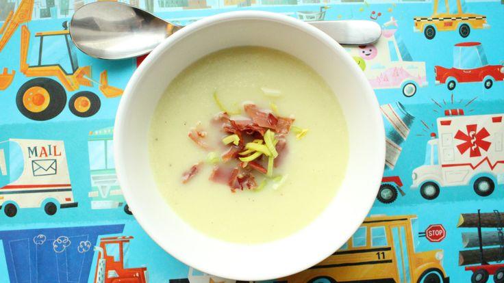 blomkålsuppe
