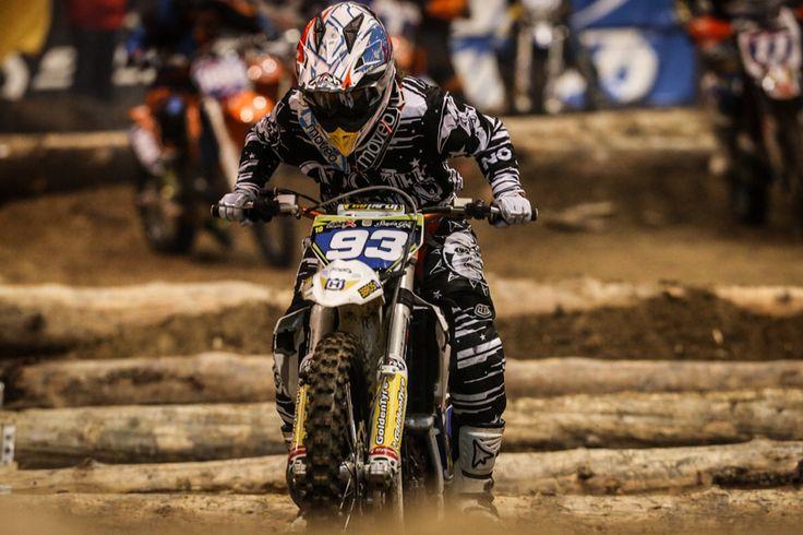 Sandra Gomez Cantero #motocross #enduro #superenduro #fixgear #ride100percent #rfme #husqvarna #jetsmarivent #goldentyre #donjoy #troyleedesigns #airoh #stylmartin #wpericauge #ozone #roturacing #extremesports #xtremespots