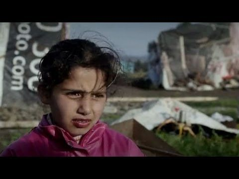 Syrian refugee children speak out about escaping the violence.