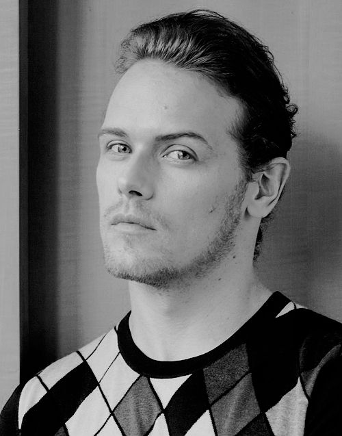 "outlander-news: ""  Sam Heughan 