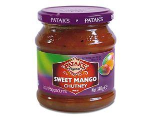 Mango chutney 340 gr. | Mango chutney 340 gr.