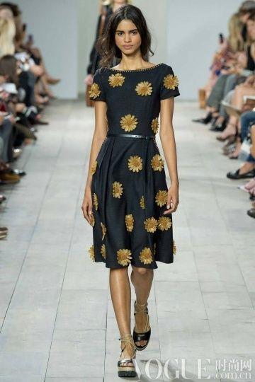 Michael Kors2015年春夏高级成衣时装秀发布图片475109