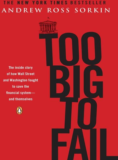 Too Big to Fail - Andrew Ross Sorkin;William T. Hughes